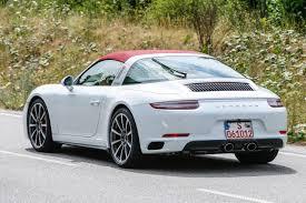 porsche targa white 2017 porsche 911 targa rear side design 2793 nuevofence com