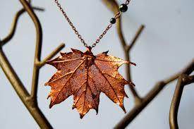 real leaf necklace images Maple leaf necklace real leaf necklace leaf jewelry jpg