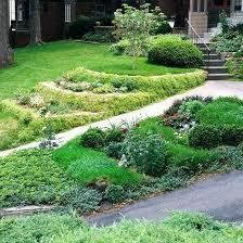Sloped Garden Design Ideas Sloping Garden Garden Designs Dealing With Sloped Gardens Cox