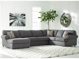 Sofa Broyhill Furniture Charcoal Sectional With Chaise Ashley Sectional Sofa