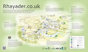 Google Maps England by Maps Rhayader