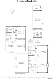 shaughnessy floor plan 4 mackie court kew marshall white