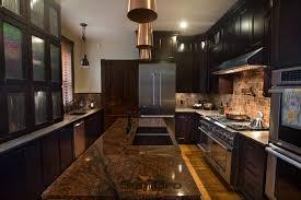 Kitchen Cabinets Ohio Downtown Dark Kitchen Cabinets