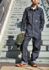 denim jumpsuit mens s wear fashion for mode homme s fashion
