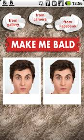 make me bald apk make me bald for android