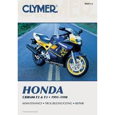 amazon com clymer honda in line fours cbr600f2 and cbr600f3