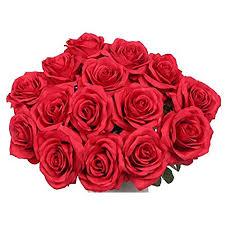 bulk roses artificial roses in bulk with stems