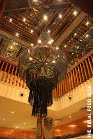 Giant Chandelier Nando U0027s U2013 10th Restaurant Now Open At Junction 8 U2013 The Halal Food