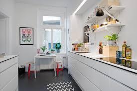 galley kitchen decor interior design ideas norma budden