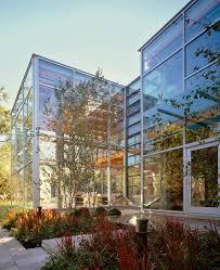 Glass Wall House Glass House U2014 Tra Thomas Roszak Architecture