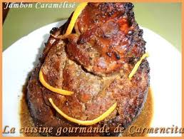 recettes cuisine noel recette jambon de noël traditionnel 750g