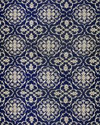 8x10 blue area rug large size for indoor living rooms or outdoor
