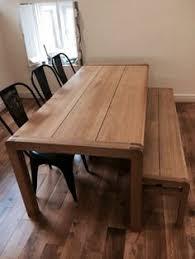 Habitat Dining Table Radius 6 Seat Solid Oak Dining Table Small Dining Solid Oak And