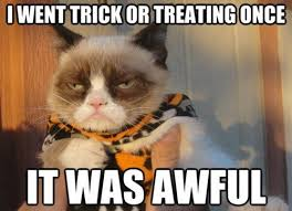 Trick Or Treat Meme - trick or treat with cheezburger and the winner is i can has