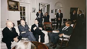 John F Kennedy Cabinet Members Twe Remembers Andrei Gromyko Lies To John Kennedy Cuban Missile