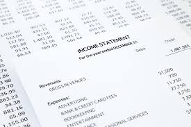 Template Balance Sheet And Income Statement by Detailed Look At Four Basic Financial Statements