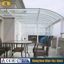 high quality winter garden glass panels for sunroom decor buy