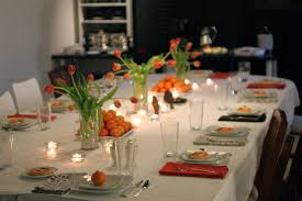 20 thanksgiving themed table setting ideas thanksgiving table