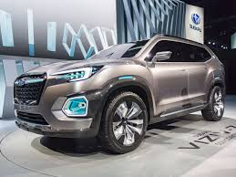 subaru suv sport subaru viziv 7 concept new midsize suv for 2018 kelley blue book