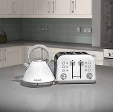 Toaster And Kettle Morphy Richards Kettle Toaster Ebay