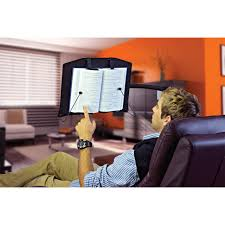 book reading stand for desk levo g2 hands free bookholder reading book stand walmart com