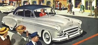 1950 chevrolet body colors
