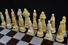 harry potter chess set u2013 leah u0027s den