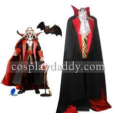 Van Helsing Halloween Costume Castlevania Vampire Dracula Cosplay Costume Halloween Dress