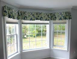 Valances For Bay Windows Inspiration Beautiful Bay Window Valances Home Design And Decor Inspiration