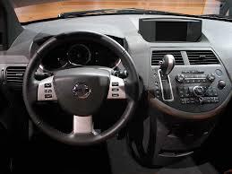 minivan nissan quest interior 2007 nissan quest interior image 169