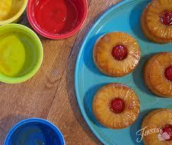pineapple upside down cakes u2013 fiesta blog