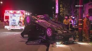authorities investigating terrifying crash in whittier caught on
