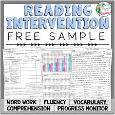 7 reasons to use the research based reading intervention program