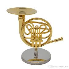 2018 made mini horn copper mini musical instruments decorative