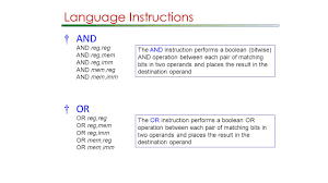 Operation Organization by Computer Organization And Assembly Language Ppt Download