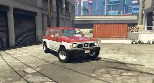 nissan patrol 1991 1991 nissan patrol gr gta5 mods com