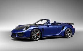 porsche stinger blue car convertible porsche 911 stinger gtr 2017 wallpapers and
