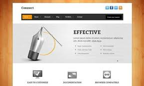 free responsive html templates 40 free and premium css html business templates ginva