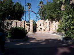 Goliath Six Flags Goliath Six Flags Magic Mountain California Coaster Kings