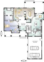 5 bedroom house plans with bonus room house plan w2659 detail from drummondhouseplans
