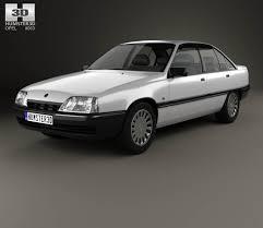 opel omega 2016 opel omega a 1987 3d model hum3d