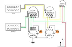 gibson sg wiring diagram pdf wiring diagram