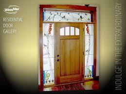 church glass doors custom door portfolio galleries woodmax custom doors