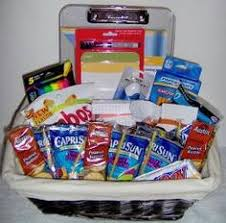 college gift baskets best going to college basket apartment decorating