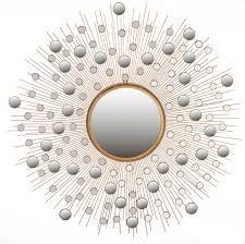kiara rain drops mirror safavieh