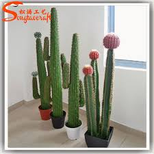 different design of artificial outdoor decoration cactus buy