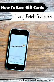 earn gift cards how to earn gift cards using fetch rewards