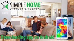 getting started with the simple home app for android devices youtube
