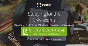georgia drivers manual ga 2017 w dds practice test