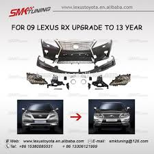 lexus service kit for lexus rx350 body kits for lexus rx350 body kits suppliers and